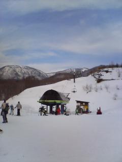 会津たかつえスキー場